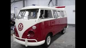 Custom Vintage 1960 U0027s California Camper Bespoke Vw Classic Bus