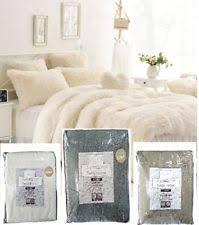 Polar Fleece Duvet Cover Fleece Home Bedding Ebay