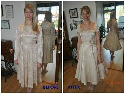 28 best vintage wedding dress alterations images on pinterest