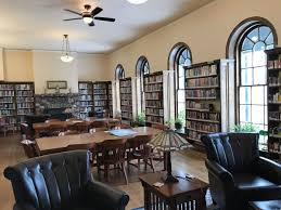 virginia city library ropes in 2017 best montana library award