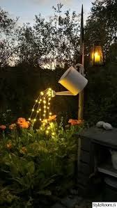 Solar Panel Landscape Lighting Outdoor Lighting This Is Such A Idea Clever Helpful Etc