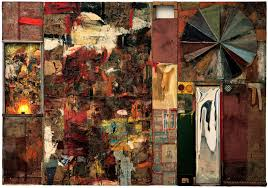 we love rauschenberg the artist who