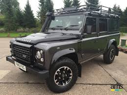 2016 Land Rover Defender 110 Adventure Limited Edition Reg No