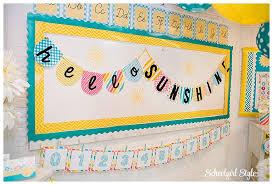 Dry Erase Board Decorating Ideas Hello Sunshine Schoolgirlstyle