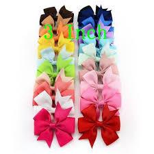 3 inch grosgrain ribbon 3 inch grosgrain ribbon hair bow baby hair bows girl hair bows