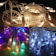 led christmas lights with remote control 10m wine bottle 80 led string lights remote control christmas tree