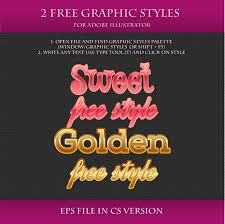 free graphic styles for adobe illustrator 3 by love kay on deviantart