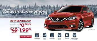 nissan canada equipped sales event svn wp conquer sentra slide jpg