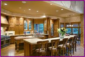 country kitchen house plans open kitchen design with large island house plans home plans