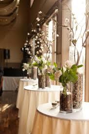 d coration mariage chetre centre table hauts idées déco table salle mariage élégant ivoire