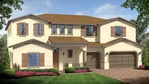 Ryland Homes Orlando Floor Plan by Barrington Floor Plan In The Overlook At Johns Lake Pointe