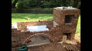 Backyard Classic Grill by Brick Bbq Smoker Plans 84 Cute Interior And Classic Brick Smoker