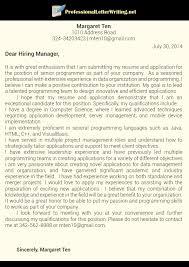 cover letter for professionals mediafoxstudio com