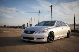 lexus gs 350 tire size gs turned with vossen cvt directionals clublexus