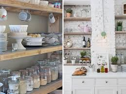 kitchen shelving how to style open kitchen shelves seriously dying those rustic