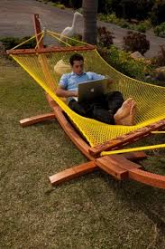 the happy hammock the art of doing nothing
