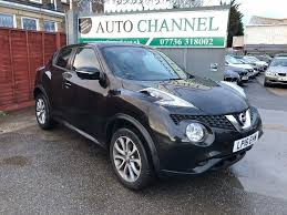 Nissan Juke 1 6 Tekna Xtronic Cvt 5dr 10 485 P X Welcome 1 Year