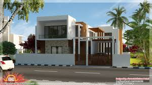 Floor Plans For Houses In India by Beautiful Contemporary Home Designs Kerala Home Design And Floor