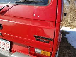 1991 volkswagen vanagon overview cargurus
