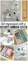 413 best clean organise everything images on pinterest great tips and ideas to organize a kitchen command centre