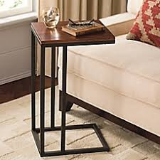 Wood Accent Table Accent U0026 End Tables Glass Metal U0026 Wood End Tables Bed Bath
