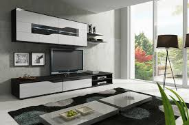 Black Wood Bedroom Furniture Bedroom Furniture Tv Cabinet Slim Tv Console Tv Furniture Stand