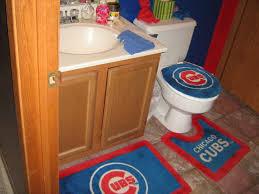 man cave bathroom ideas interior design new sports themed bathroom decor inspirational