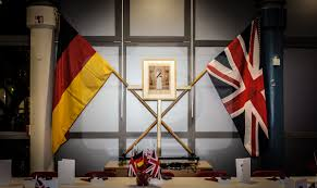 German British Flag British Army U2013 Phototeam Hagenohsen