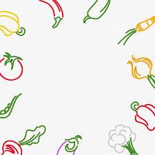 imagenes gratis de frutas y verduras frutas y verduras vector cartoon dibujo de linea de frontera