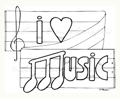 music coloring pages coloringpages1001 for music coloring pages
