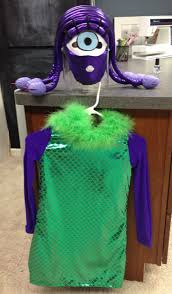 Monster Inc Halloween Costumes 61 Best Monsters Inc Images On Pinterest Monsters Inc