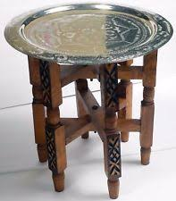 Brass Tray Table Moroccan Brass Table Ebay