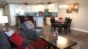 Tv In Living Room 1 Bedroom Condos Treehouse Condo Rentals