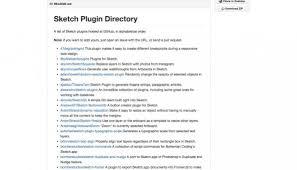 6 best website to get sketch plugins