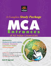 buy a complete study package mca entrances of all indian