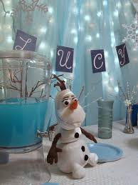 scrapping with christine frozen party theme with samantha walker