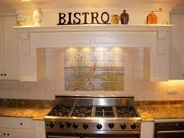 mural tiles for kitchen backsplash quotgreat blue heronquot kitchen backsplash tile mural white