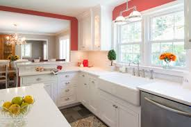 Kitchen Range Backsplash Zodiaq Quartz Coarse Carrara Color Waves Tile Backsplash Mouser