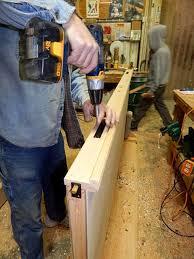 Custom Size Exterior Doors How To Build A Sing Door Non Warping Patented Honeycomb Panels