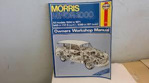 morris minor manual abebooks