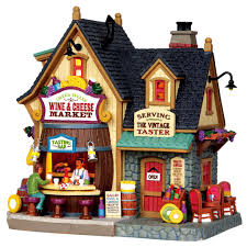 cartoon wine and cheese lighted buildings page 2 gift spice