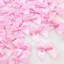 satin ribbon flowers 30pcs mini satin ribbon flowers bows gift craft wedding decoration