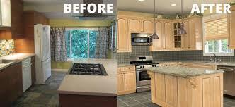 replacing kitchen backsplash modern style cheap kitchen makeovers with kitchen makeover before