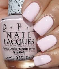 White Pink Nail Opi Let S Be Kelliegonzoblog Nail