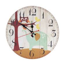 Wooden Wall Clock by Popular Decorative Wooden Wall Clocks Buy Cheap Decorative Wooden