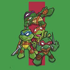 image gallery baby ninja turtles drawings