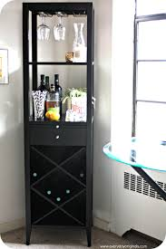 how to create a bar area at home