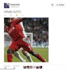 Kolo Toure Memes - kolo toure memes 28 images yolo toure troll football squad