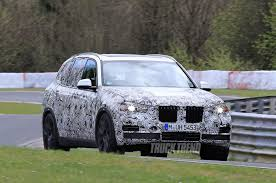 Bmw X5 9 Years Old - spied on the nürburgring 2018 bmw x5 and 2019 bmw x7