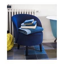 Habitat Armchair Velvet Armchair For Incredible Gracie Art Deco Royal Blue Velvet